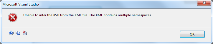 xml contains multiple namespaces ssis Archives -