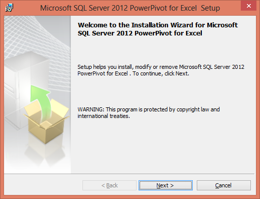 SQL Azure and PowerPivot -Step1