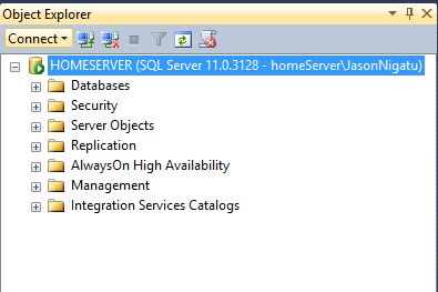 Run SQL Server Management Studio (SSMS) as different Windows user Step5