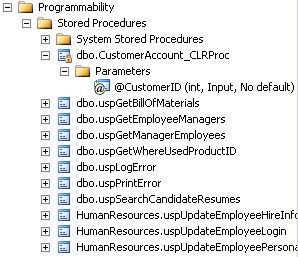 CLR Stored Procedure in SQL Server Step11