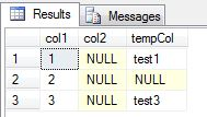 Implicit Conversion Not Supported Alter Column Step1-1