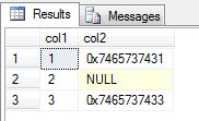 Implicit Conversion Not Supported Alter Column Step5