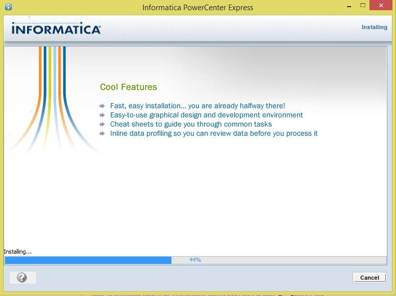 Informatica PowerCenter Express 9