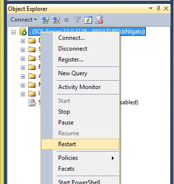 SQL Server Authentication Mode 4